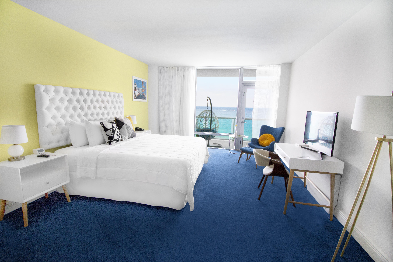 Deauville Oceanfront room interior