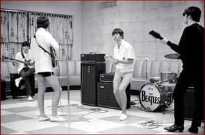 beatles at the deauville