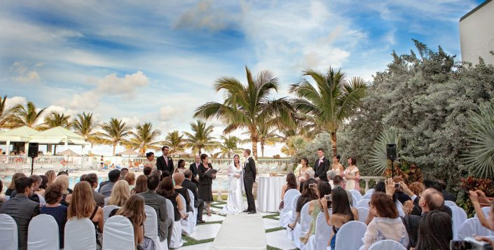 Wedding miami beach