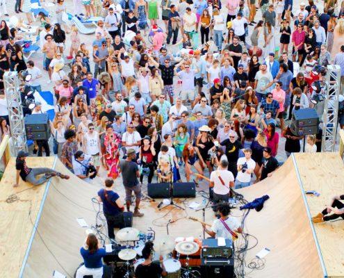 deauville beach resort especial events concert