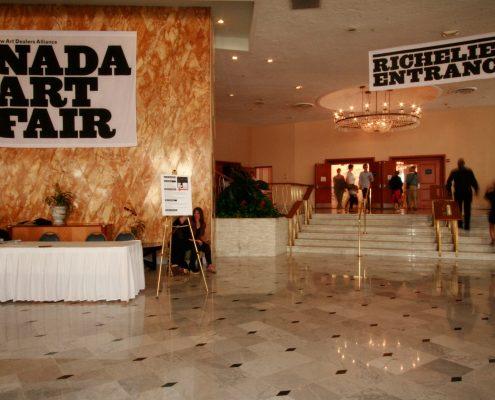 deauville beach resort especial events nada art fair