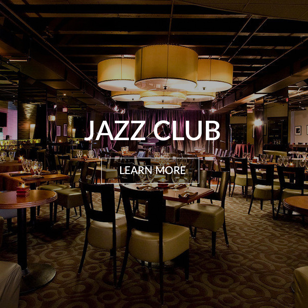 Jazz club at the Deauville Beach Resort