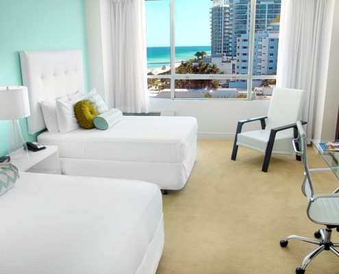 Standard ocean view miami beach room