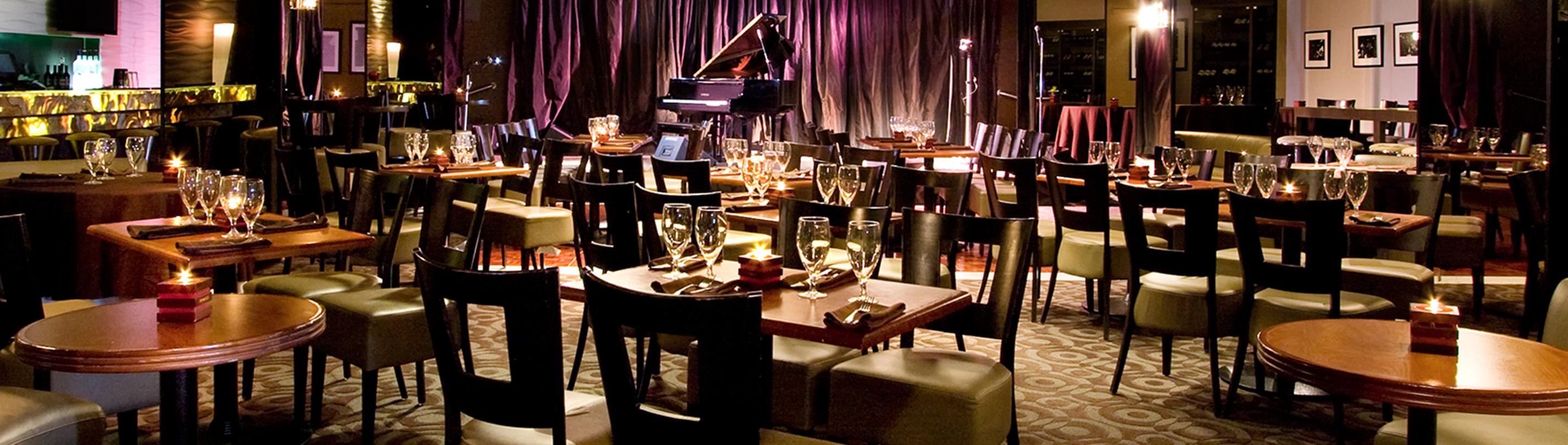 Jazz club deauville beach resort