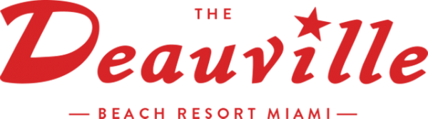 Deauville beach resort logo