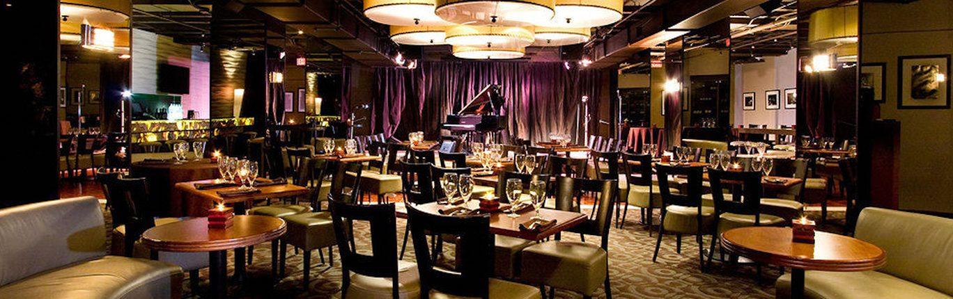 Deauville Beach Resort jazz club