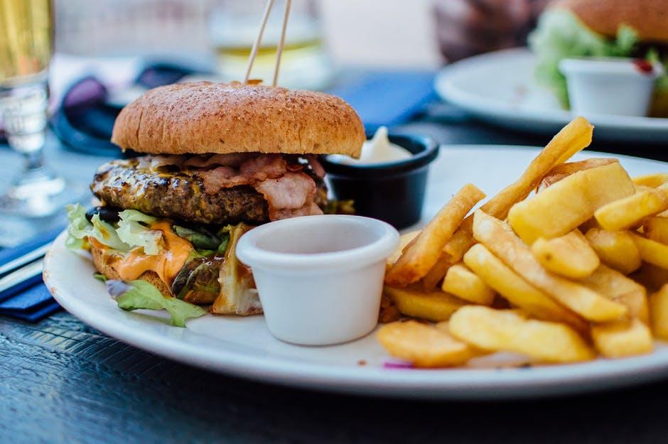Benita's Cafe Burger